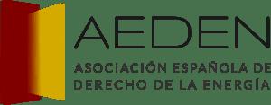 Logotipo AEDEN asociacion española de la energia