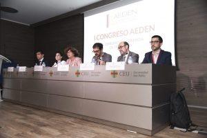 I Congreso AEDEN Asociacion Española de Derecho de la Energia 14