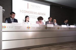 I Congreso AEDEN Asociacion Española de Derecho de la Energia 2