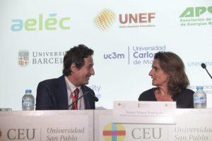 Ministra Teresa Rivera y Vicente López-Ibor Abogados