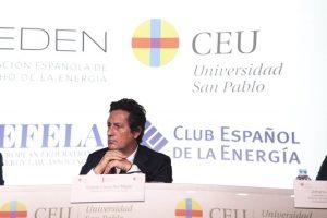I Congreso AEDEN Asociacion Española de Derecho de la Energia 36
