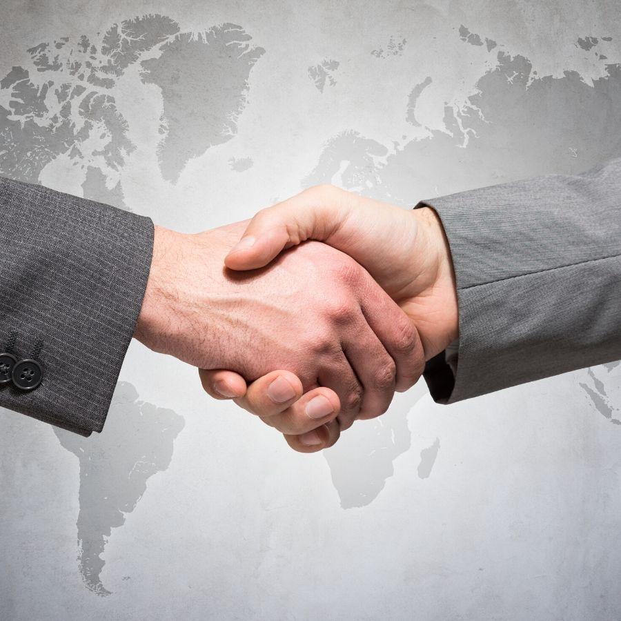 Cooperación internacional AEDEN