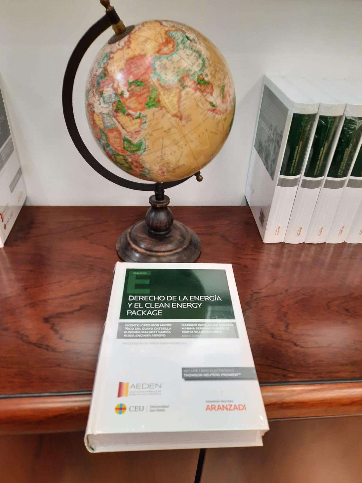Año 2018. Autor: Vicente López-Ibor Mayor Prólogo: Teresa Ribera Rodríguez